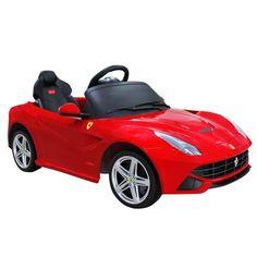 Ferrari F12 Children Cars Kids Autos Child Car