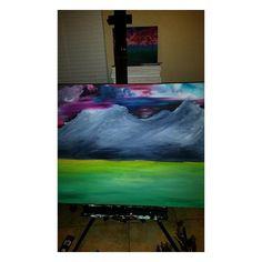 #MyLivingRoom  #mess  #art #artwork #artist #arte #artistic #arts #paint #paints #painter #painting #paintings #brushes #canvas #oilpaint #oilpainting #oilpainter #oils #neworleansart #nola #nolaart #neworleans #louisiana #frenchquarter #bourbonstreet #jacksonsquare by aristomache
