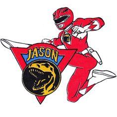 Jason - Red Ranger (Power Rangers)