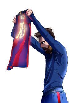 Cristiano Vs Messi, Cr7 Messi, Messi Soccer, Messi And Ronaldo, Neymar Jr, Lionel Messi Barcelona, Barcelona Football, Soccer Art, Football Art