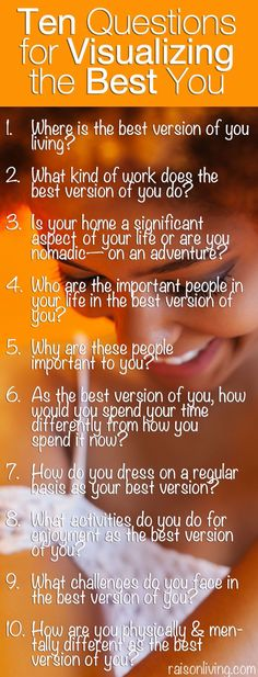 Have you fully considered what you want out of life? Do it now: raisonliving.com