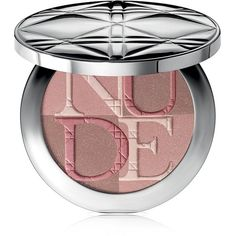 Diorskin Nude Shimmer found on Polyvore