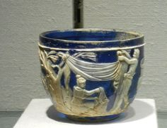 Roman Glass in the Corning Glass Museum