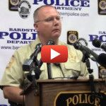Sheriff tells reporters: Just glad the 'unarmed' guy we shot was white