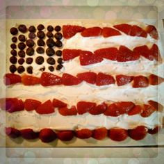 Fourth of July Cake:)