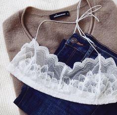 97ba452d45388 Dainty Vixen Handmade Lingerie   Intimate Apparel. White lace bralette women
