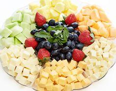 FreshDirect - Fruit & Cheese Platter, Large
