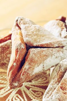 "Cheating ""Cake Batter"" Hamentashen (easy)"
