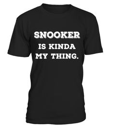 """# Snooker is my kinda thing T Shirts Gifts for Snooker Players .  Special Offer, not available in shops      Comes in a variety of styles and colours      Buy yours now before it is too late!      Secured payment via Visa / Mastercard / Amex / PayPal      How to place an order            Choose the model from the drop-down menu      Click on """"Buy it now""""      Choose the size and the quantity      Add your delivery address and bank details      And that's it!      Tags: Gifts for snooker…"""