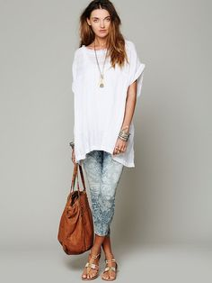 Free People Breezy Tunic