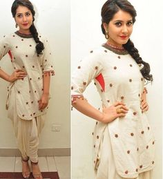 Indian fashion # draped dhoti # nishkA# love for white #
