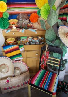 Cinco de Mayo!  How fun to make this fiest in your classroom library?