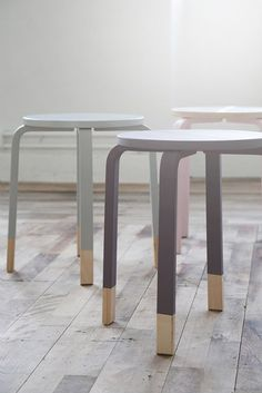 Ikea hack - frosta stools