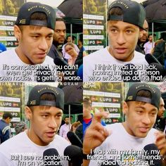 That's why you can't trust anyone these days ✋ who ever posted that video is a ass repost from @neyssi.fans ❤️ @neymarjr #Neymar #neymarjr #neymarzete ❤️