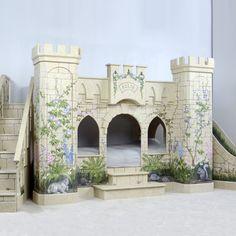 Princess Castle Bunk Bed