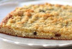 Špaldový koláč s cottage • recept • bonvivani.sk