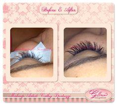 Eyelash Extension Fill