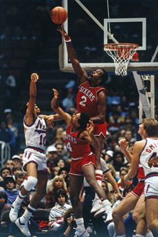 FO FO FO... (Moses take us to the promised land): Basketball landscapes (Big Ms corner special): extra conmemorativo del post fotográfico nº 100 dedicado a Moses Malone