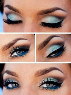 frozen-elsa-blue-makeup-eyeshadow-how-to
