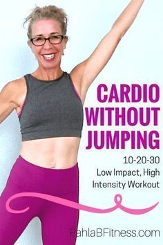 GREAT for anyone with weak joints! 25 Minute LOW IMPACT Cardio Workout Routine for Endurance, Fat Loss and Body Shaping - Full Length Home Workout from Pahla B Fitness Fitness Senior, Yoga Fitness, Sport Fitness, Fitness Tips, Health Fitness, Physical Fitness, Fitness Motivation, Fitness Wear, Motivation Quotes