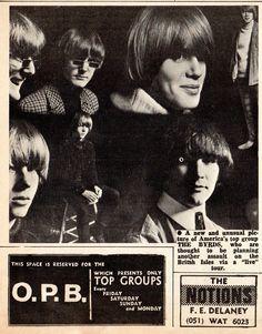 Byrds magazine