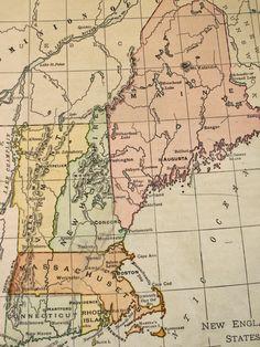 Vintage New England