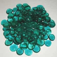 teal glass marbles - Bing Images