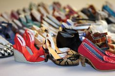 """#doll #shoes #shoes #shoes from @Stratos Bacalis 's blog post: """"The Fashion Doll Chronicles: Tonner: Two Decades of Fashion and Design: a book by Pat Henry"""""""
