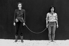 Linda Mary Montano with Tehching Hsieh - Art/Life: One Year Performance 1983–1984 (Rope Piece)
