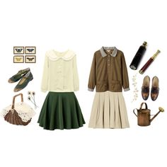 An Unexpected Party., created by melissalackey on Polyvore