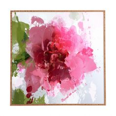 East Urban Home 'Sparkle Brigh' by Irena Orlov Framed Painting Print Size: