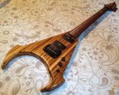 Beautiful 7 String from LMD Guitar Lab in Italy!