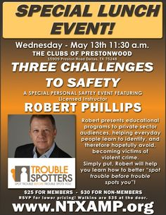 Troublespotters in the house on May 13, 2015!