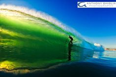 Amazing surfing moment in Mexico.
