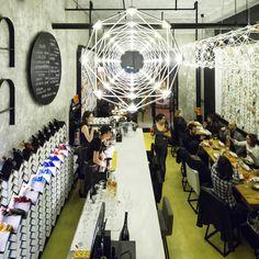 Gallery of BUONABOCCA Italian Winebar / STUDIO RAMOPRIMO - 3