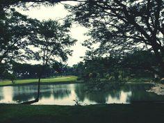 Golf country @ Jababeka, Cikarang