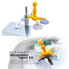 DIY Car Window Repair Tool Windshield Glass Scratch Repair Kit Windscreen Crack Restore Window Screen Polishing Car-Styling Easy to use and operate, convenient for carrying and storage.Save you lots . Car Windshield Repair, Windshield Glass, Car Window Repair, Car Repair, Repair Shop, Vehicle Repair, Phone Store, Laminated Glass, Glass Repair