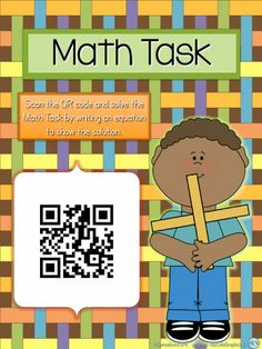 FlapJack did a post on using QR codes with EverNote and Animoto for Memory Making that I absolutely fell IN LOVE with! Teaching Technology, Teaching Math, Teaching Tips, Math Resources, Math Activities, Math Classroom, Math Math, Maths, Classroom Ideas