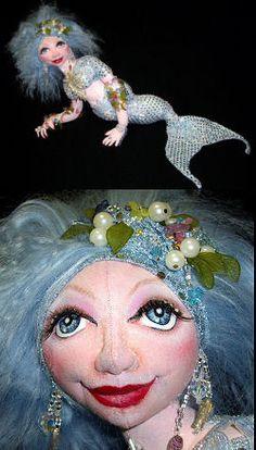 Crystal, Mermaid of the Lake   by Caroline Erbsland