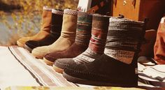 Toms Boots - Fall 2013 Collection