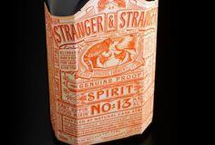 VISUALSUNDAE — Stranger & Stranger | packaging
