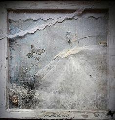 Odette by ch... #chbycarolacoch #scrap #scrapbooking #mixedmedia #art #balletdancer #homedecor