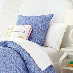 Serena & Lily - Hydrangea Bloom duvet cover