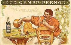 Pernod - a necessity
