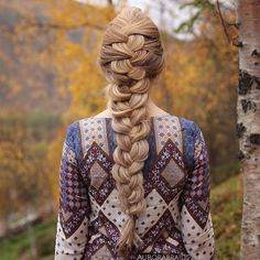 French braid❤️ We're looking for some new hair accounts to follow, which ones are your favourite?
