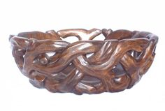 carved wooden hands bowl - Google Search