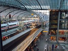 estacion central de Berlin