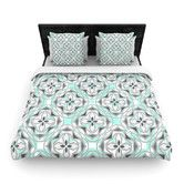 Found it at Wayfair - Winter Pool Duvet Cover Collection