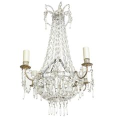 1stdibs.com | Small French Chandelier