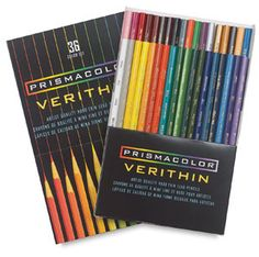How to use colored pencils for professional looking results. Prismacolor are THE colored pencils to use. MJ